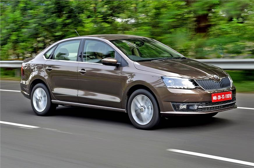 2020 Skoda Rapid 1.0 TSI automatic review, test drive