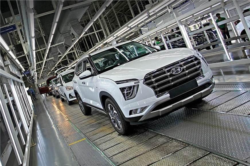India-made Hyundai Creta exports cross 2,00,000 units