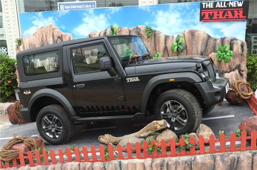 2020 Mahindra Thar garners over 15,000 bookings in 18 days