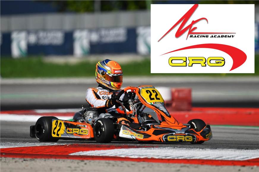 Narain Karthikeyan's academy and CRG ink deal to give karting in India a boost