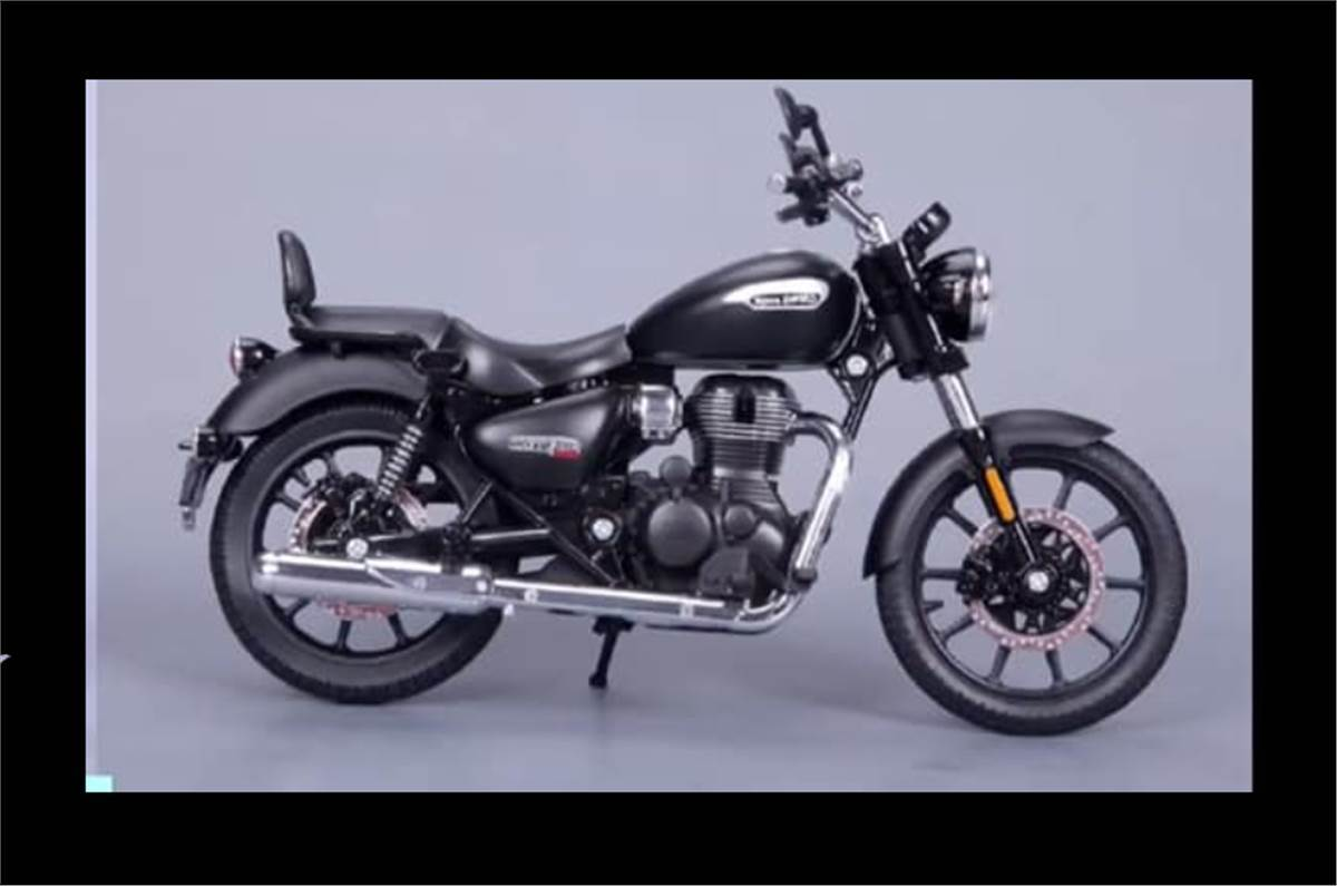 Royal Enfield Meteor 350 launch on November 6