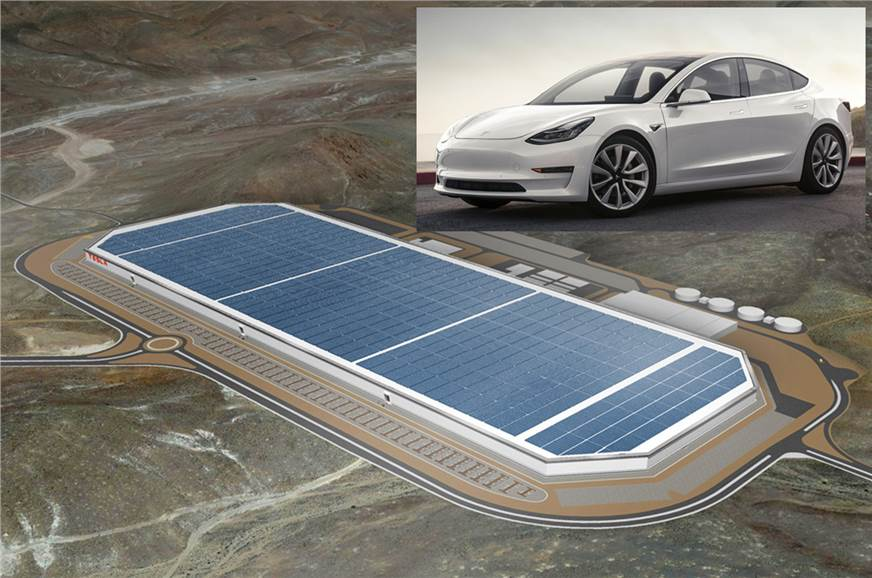 Tesla India entry : State Governments wooing EV giant