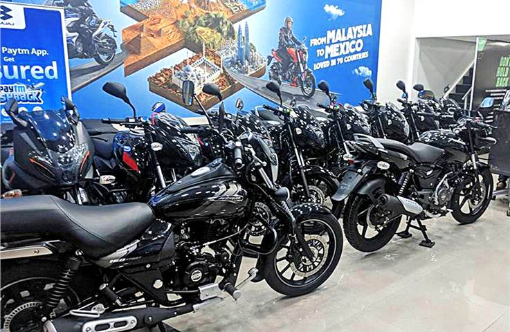 Bajaj cautiously optimistic of sales recovery during fest...