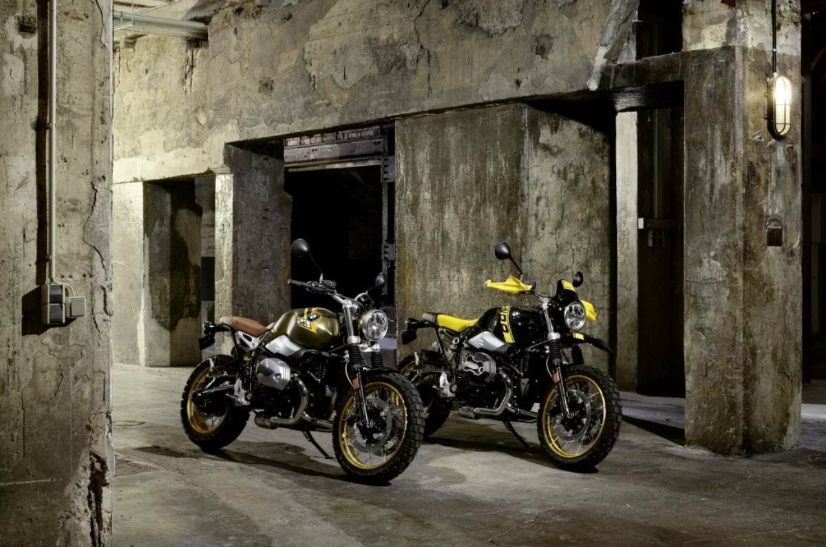 2021 BMW R Nine T range revealed
