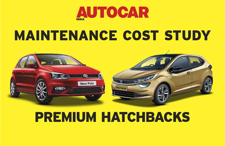 Car maintenance cost comparison Part 7: Premium hatchbacks