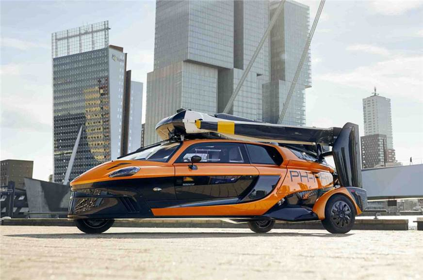 PAL-V Liberty flying car gets road usage approval in Europe