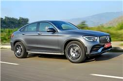 2020 Mercedes-AMG GLC 43 Coupe review, test drive