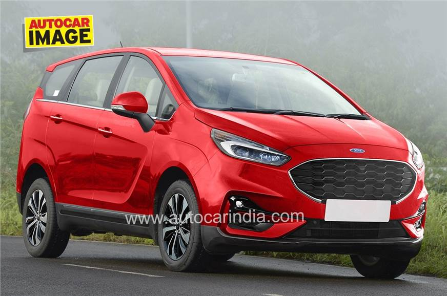Ford's Marazzo-based MPV to get 2.2-litre diesel engine