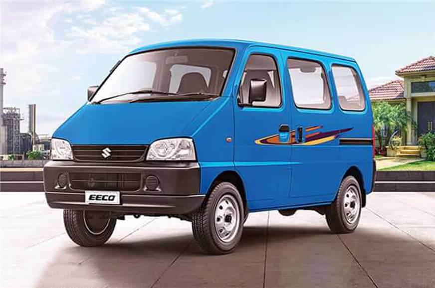 Maruti Suzuki Eeco recalled over missing standard symbol on headlamp