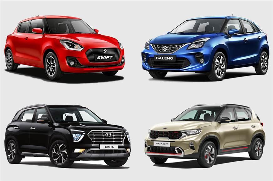 10 bestselling cars in October 2020: Maruti Swift ranks highest