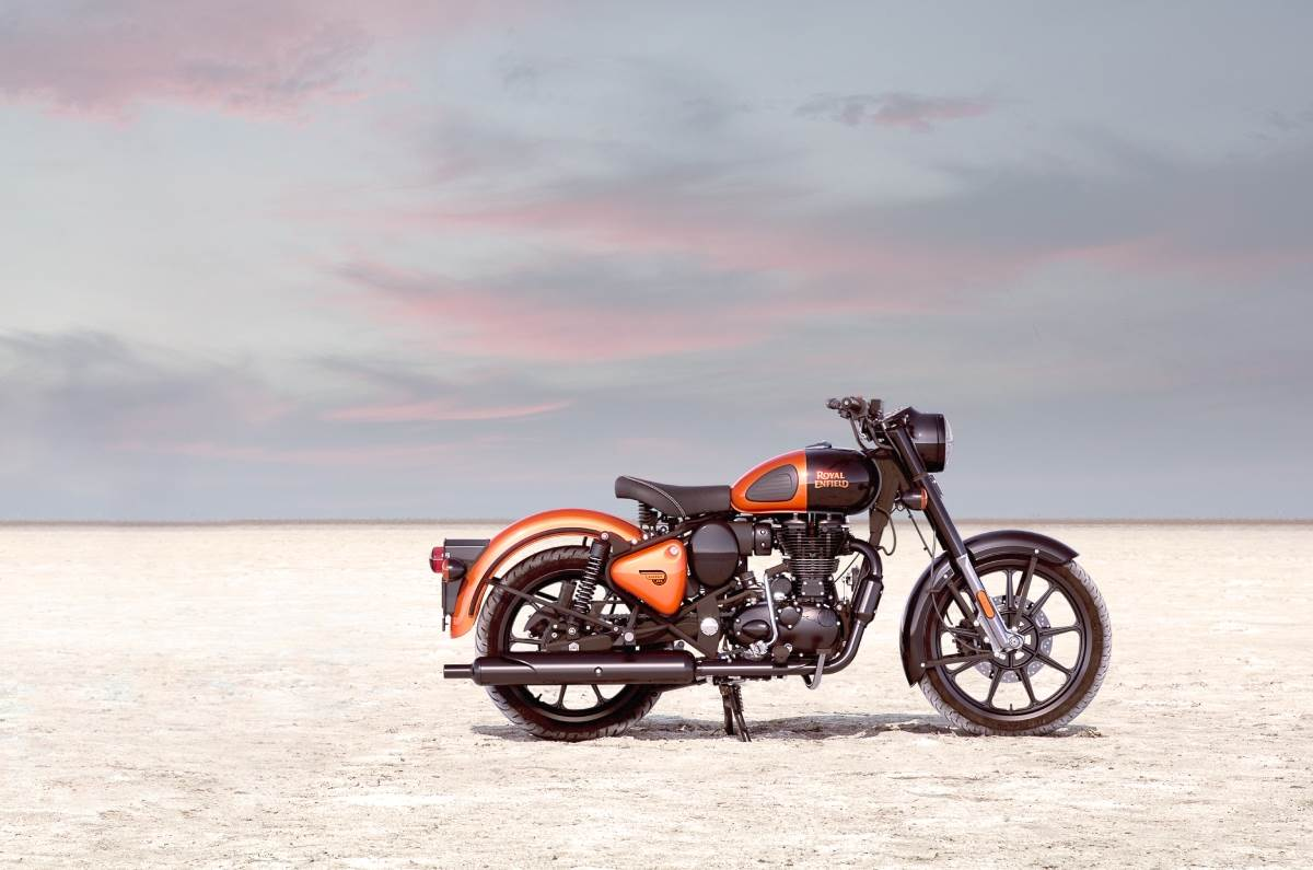 Royal Enfield Classic 350 gets two new colours, Make it Yours customisation programme