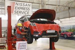 Nissan expands sales and service network ahead of Magnite launch