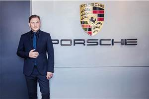 Porsche appoints Manolito Vujicic as brand head for India