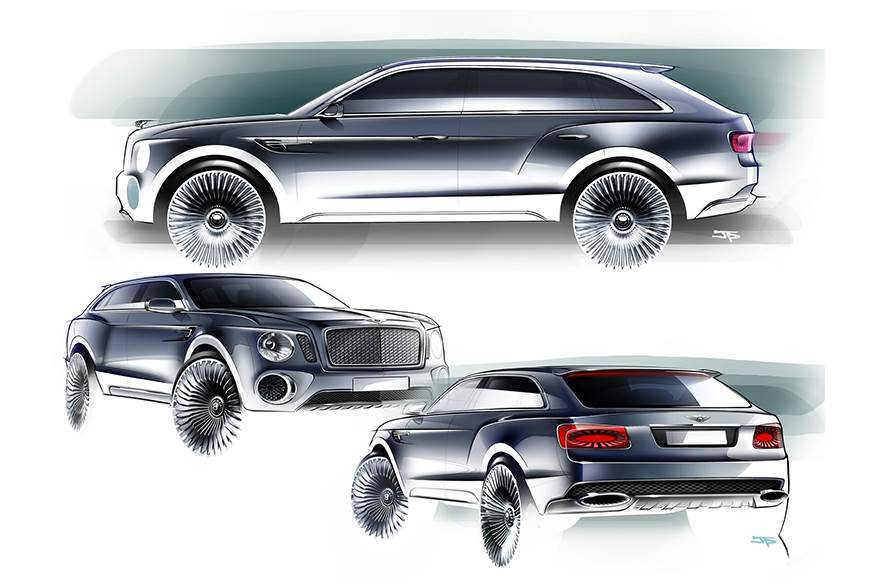 Upcoming Bentley EV to use all-new Audi-developed platform