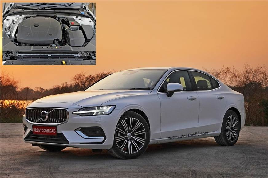 Volvo India to have a petrol, electric-only line-up from 2022