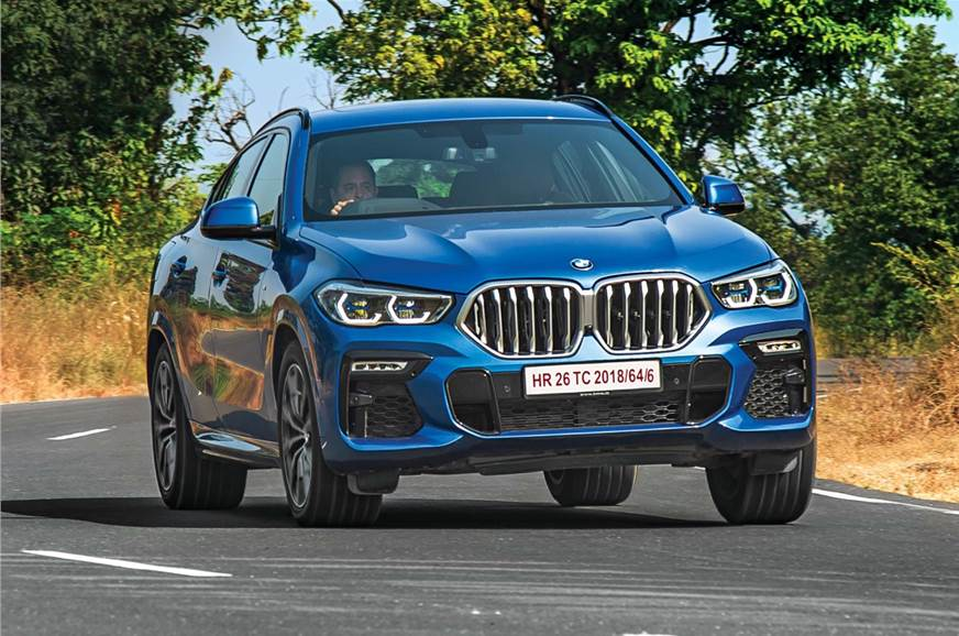 2020 BMW X6 review, test drive
