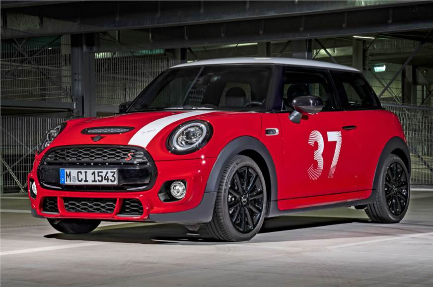 Mini Paddy Hopkirk Edition launched at Rs 41.70 lakh