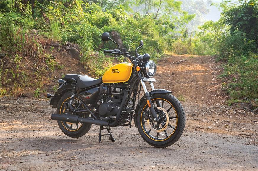 Royal Enfield Meteor 350 long term review, first report