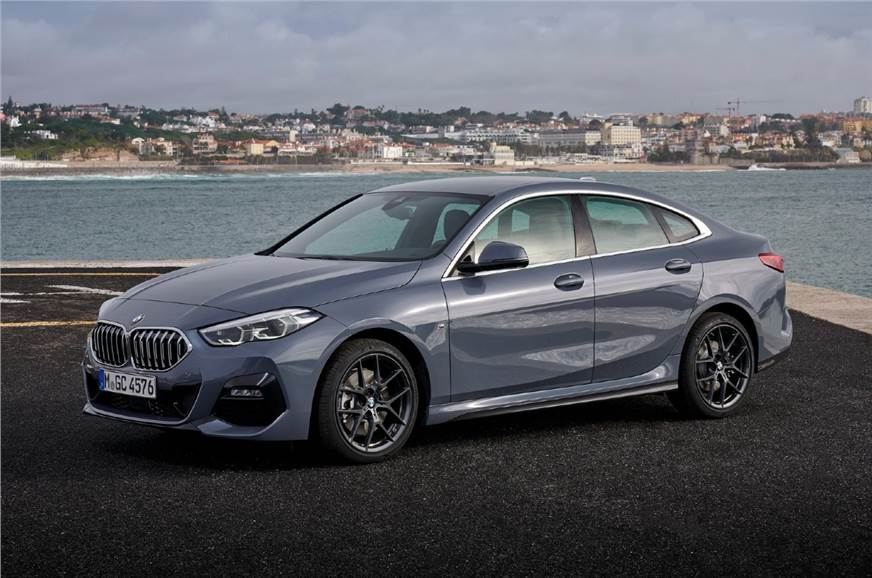 BMW 220i Gran Coupe M Sport launched at Rs 40.90 lakh