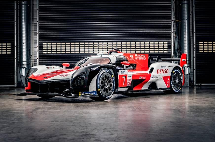 Toyota GR010 Hybrid Le Mans Hypercar racer revealed