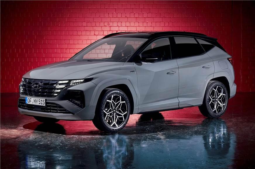New Hyundai Tucson N Line revealed