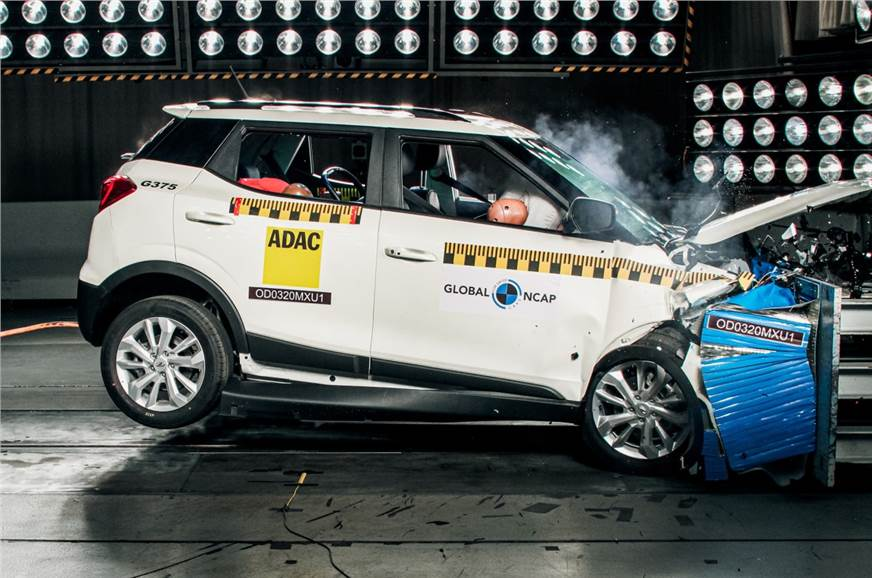 Mahindra XUV300 for Africa receives 5-star Global NCAP rating