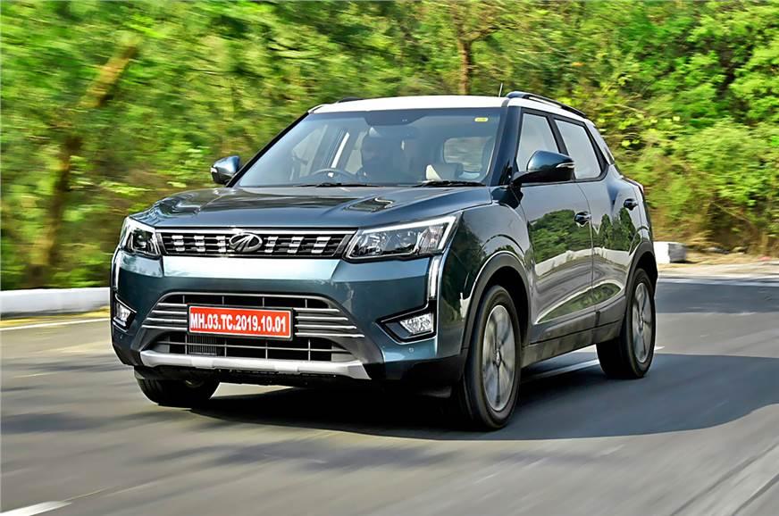 2021 Mahindra XUV300 petrol-AMT review, test drive