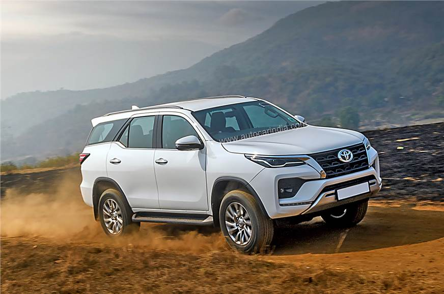 2021 Toyota Fortuner, Fortuner Legender review, test drive
