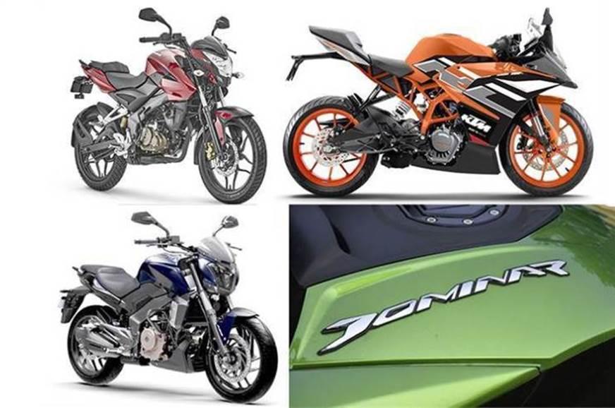 Semiconductor shortage hits Bajaj Auto's premium bike range