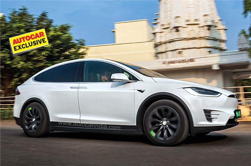 Tesla Model X India review, test drive