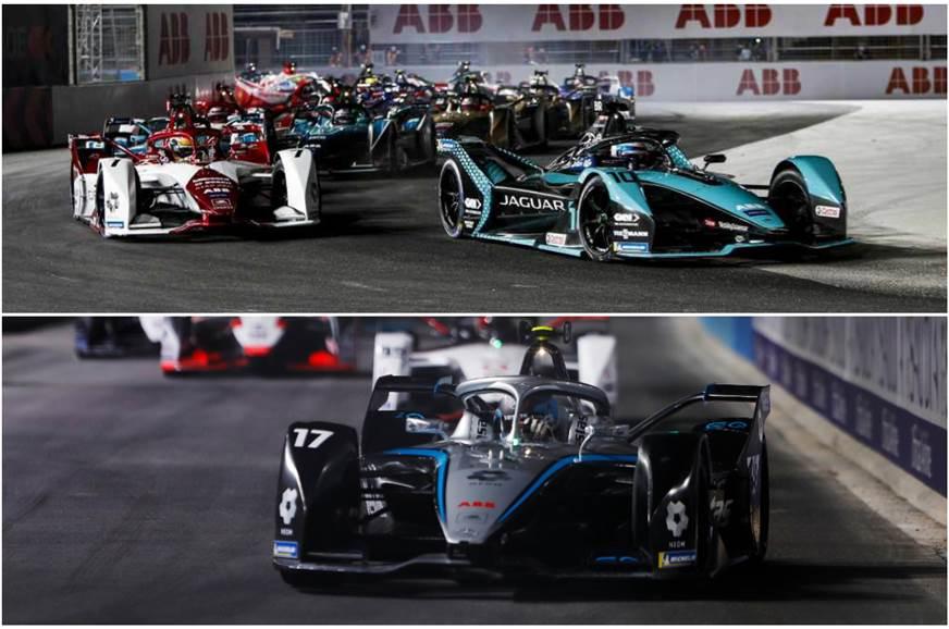 2021 Formula E: Mercedes, Jaguar score Diriyah E-Prix wins