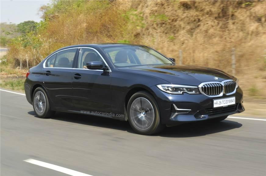 BMW 3 Series Gran Limousine 330Li petrol review, test drive
