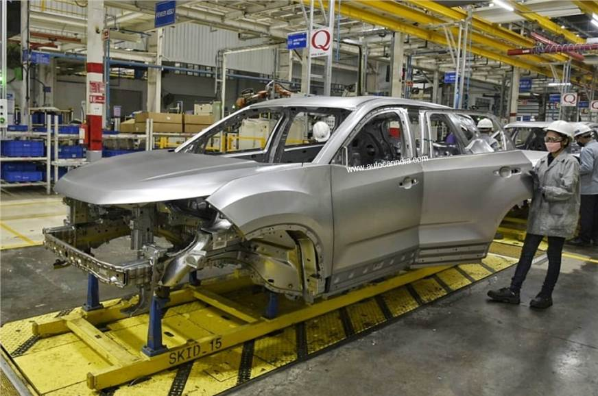 印度汽车股在2021财年显著上涨