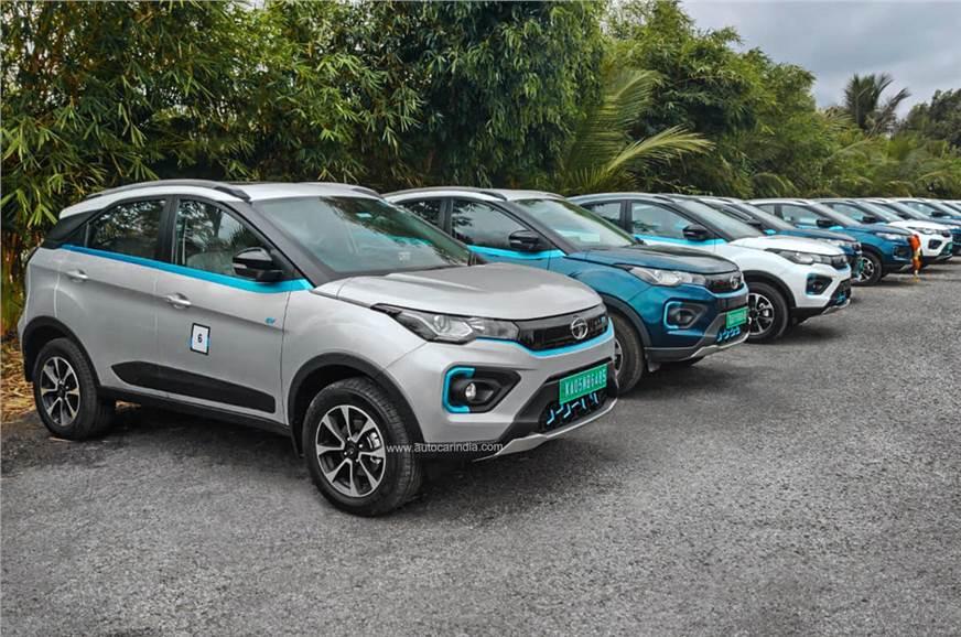 Tata Nexon EV sales cross 4,000 units in 14 months