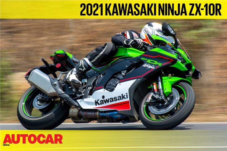 2021 Kawasaki Ninja ZX-10R video review