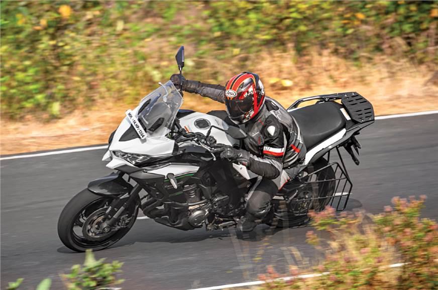 2021 Kawasaki Versys 1000 review, test ride