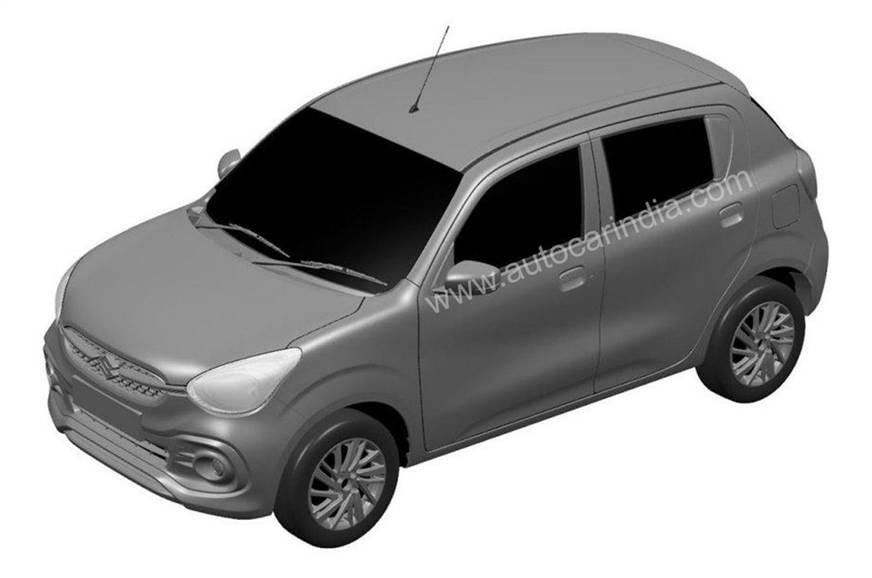 New Maruti Celerio final design leaked ahead of unveil