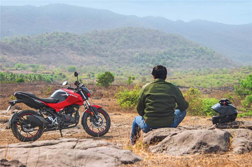 Hero Xtreme 160R long term review, second report