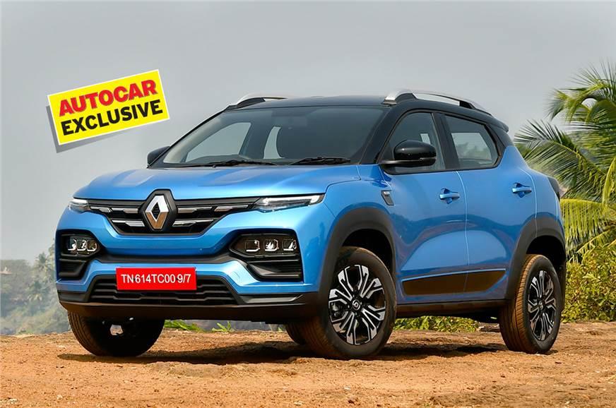 Renault targets 4-star Global NCAP rating for the Kiger