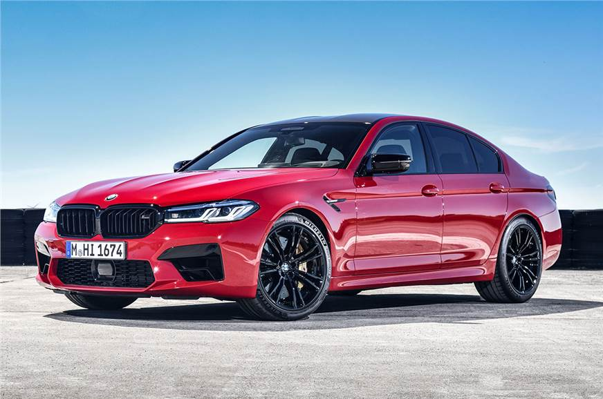 2021 BMW M5 Competition launched at Rs 1.62 crore