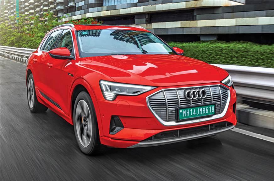 Audi e-tron 55 quattro review, road test