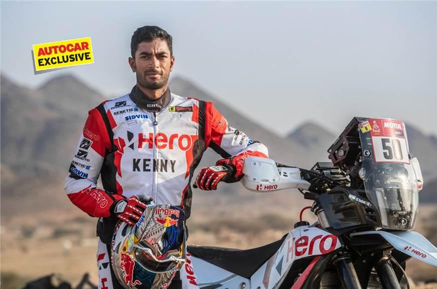 CS Santosh talks about his recovery journey after Dakar 2021 crash