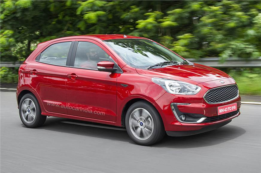 2021 Ford Figo 1.2 AT review, test drive