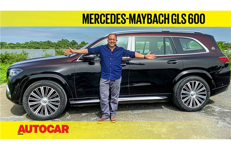 2021 Mercedes-Maybach GLS 600 video review