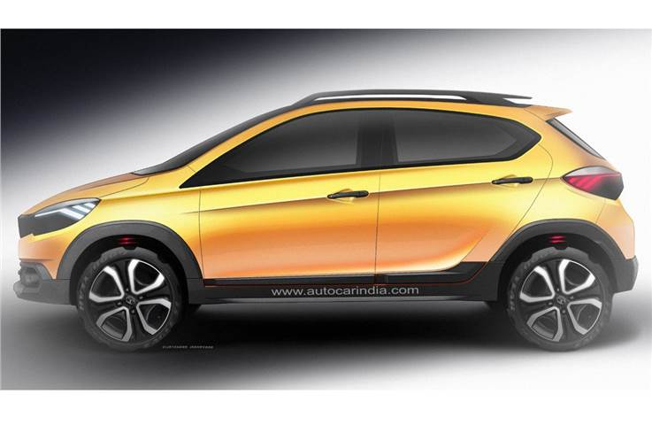 Updated Tata Tiago NRG to launch on August 4, 2021