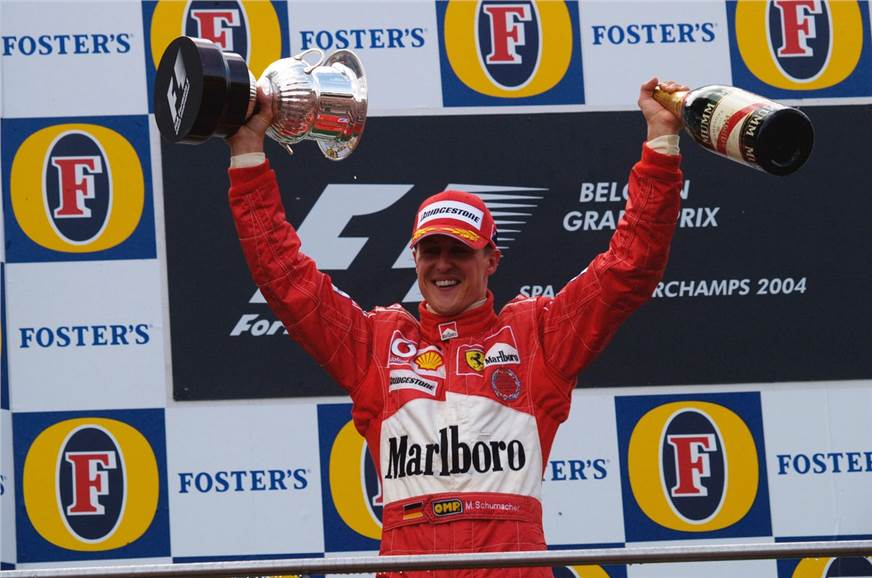 Schumacher Netflix documentary to offer rare behind-the-scenes glimpse
