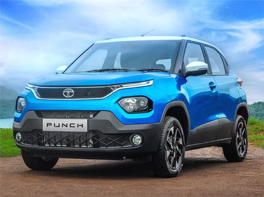 Tata Punch SUV revealed; to sit below Nexon