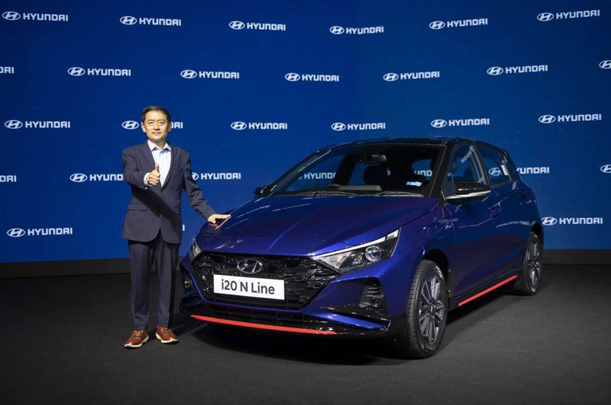 Hyundai i20 N Line launched at Rs. 9.84 lakh
