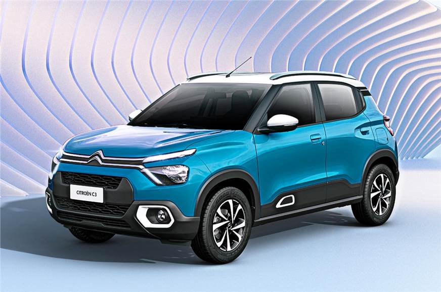 Citroen C3 is a 'hatchback with a twist', says company CEO