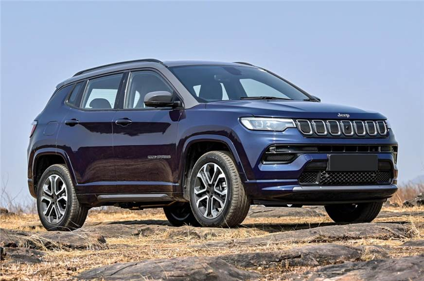 Choosing between the Jeep Compass petrol and diesel